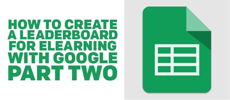 elearning leaderboard