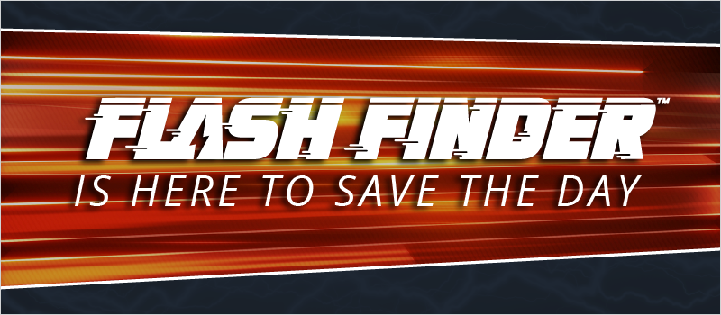 Flash Finder is Here to Save the Day_Blog Header