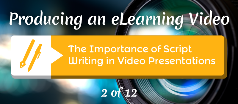 The Importance of Script Writing in Video Presentations