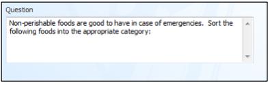 Lectora question creator screenshot 2