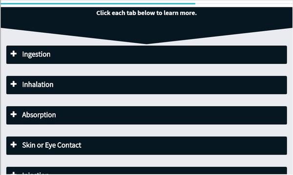 hazcom course example 2