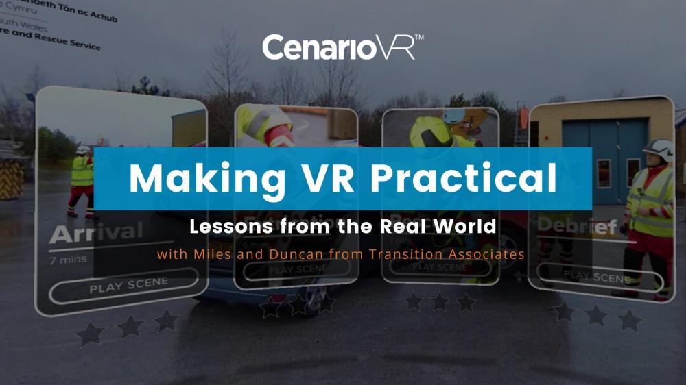 Making VR Practical