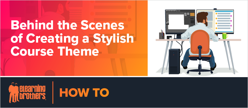 Behind the Scenes of Creating a Stylish Course Theme