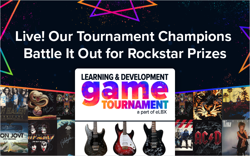 Our Tournament Champions Battle It Out for Rockstar Prizes!
