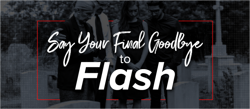 Say Your Final Goodbye to Flash_Blog Header 800x350