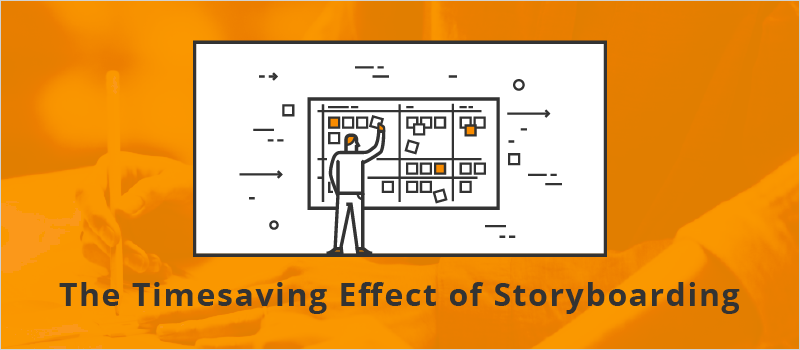 The Timesaving Effect of Storyboarding_Blog Header 800x350