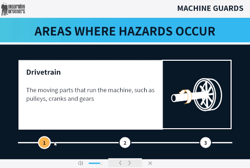 drivetrains cause hazards