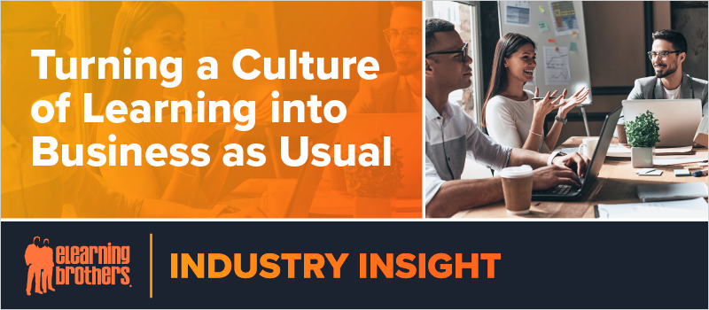 Turning a Culture of Learning into Business as Usual_Blog Header 800x350