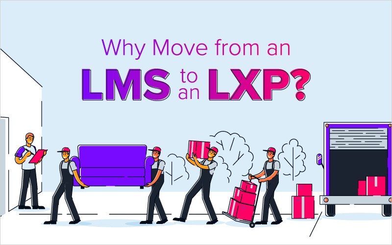 LXP: Top Reasons Why It Is The Way of the Future