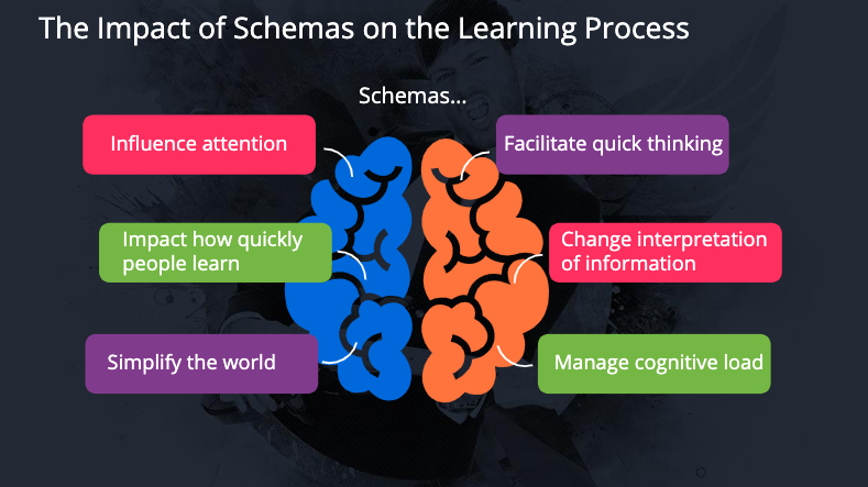 learning theories schemas
